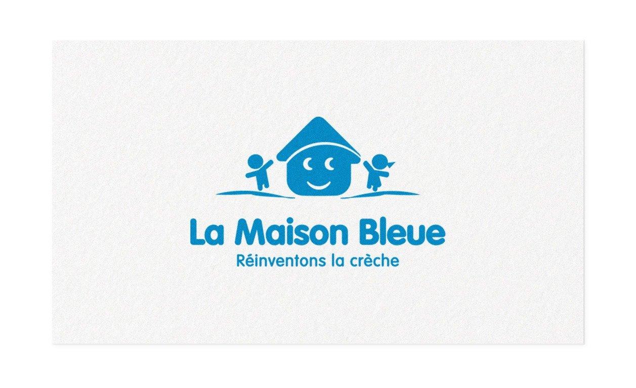 Logo La Maison Bleue